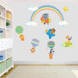 4b181cf4649 αυτοκολλητα τοιχου για παιδικο δωματιο, τιμες 2019 απο 7€